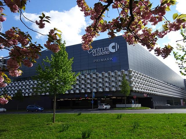 centrum galerie