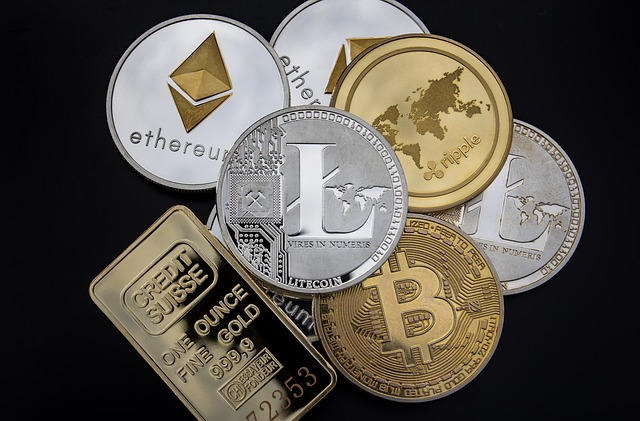 mince kryptoměn