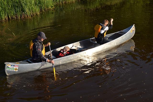 rafting tým