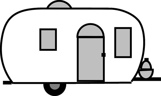 Pojízdné obydlí