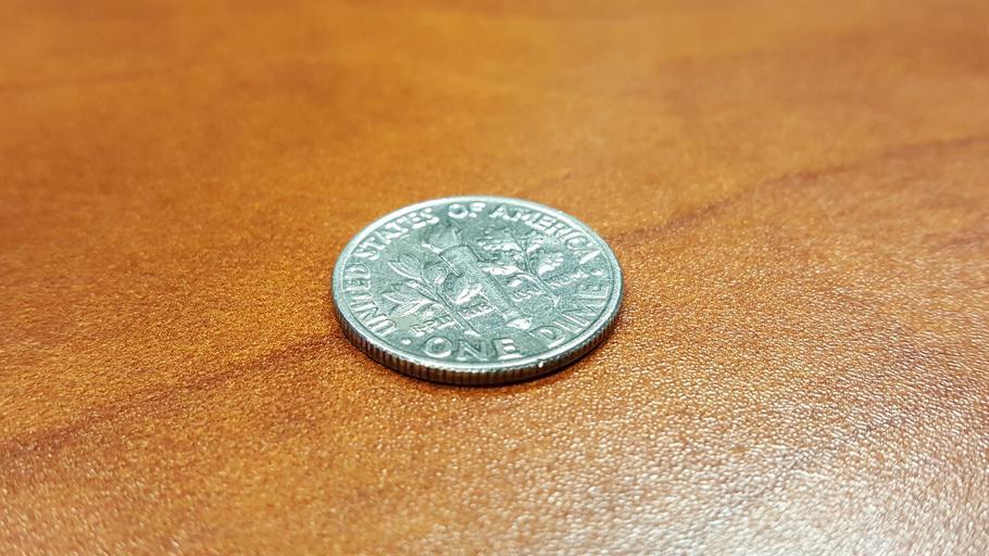 jedna mince