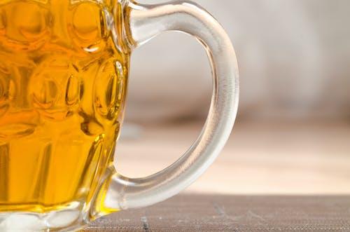 krygl s pivem